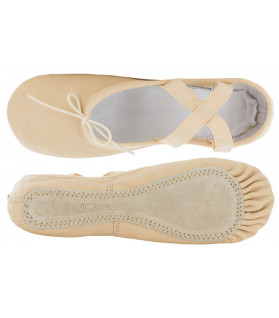 Zapatilla de ballet modelo 5001.000.600 Piel