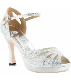 Zapato de baile de plataforma Z59.100.500 Flexible
