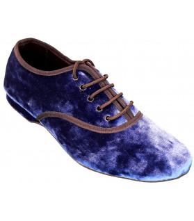 Zapato de baile CARPY J10 Terciopelo 01