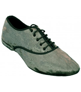 Zapato de baile CARPY J10 Terciopelo 02