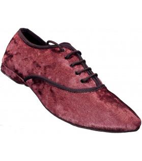 Zapato de baile CARPY J10 Terciopelo 03