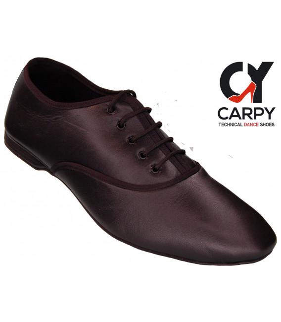 Zapato de baile CARPY J10 Piel Negro 01