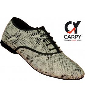Zapato de baile CARPY J10 Serpiente 02