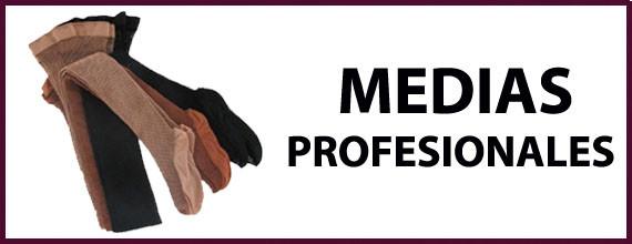 medias profesionales